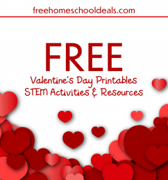 Valentine's Day Learning Resources: Unit Studies [ 1024 x 1024 Pixel ]