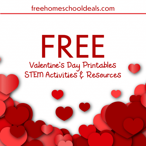 small resolution of Valentine's Day Learning Resources: Unit Studies