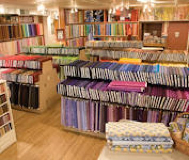 Quilting Supplies Fabric Stores