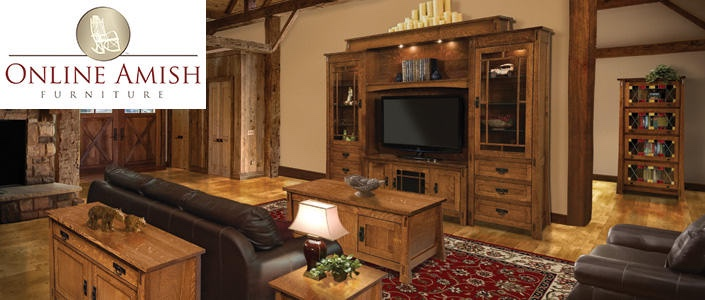 Online Amish Furniture Handcrafted Amish Made Furniture