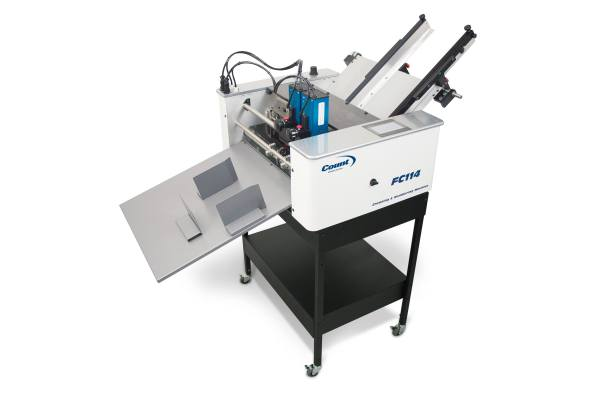 Count Fc114 Digital Creasing Numbering And Perforating