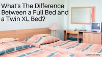 What's The Difference Between a Full Bed and a Twin XL Bed?