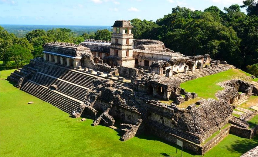 US funding will aid restoration at Palenque archaeological site