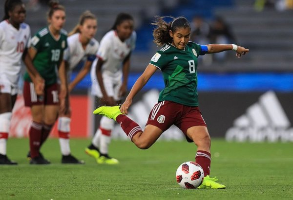 Mexico women39s team makes history advancing to world cup final