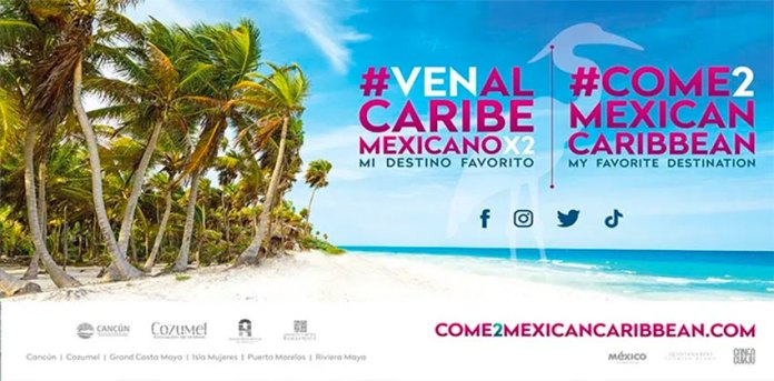 Quintana Roo launches campaign for  tourism