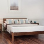 Solid Walnut Luxury Beds Bedroom Furniture Natural Bed Company