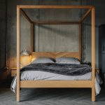 Contemporary Four Poster Beds Blog Topics Natural Bed Company