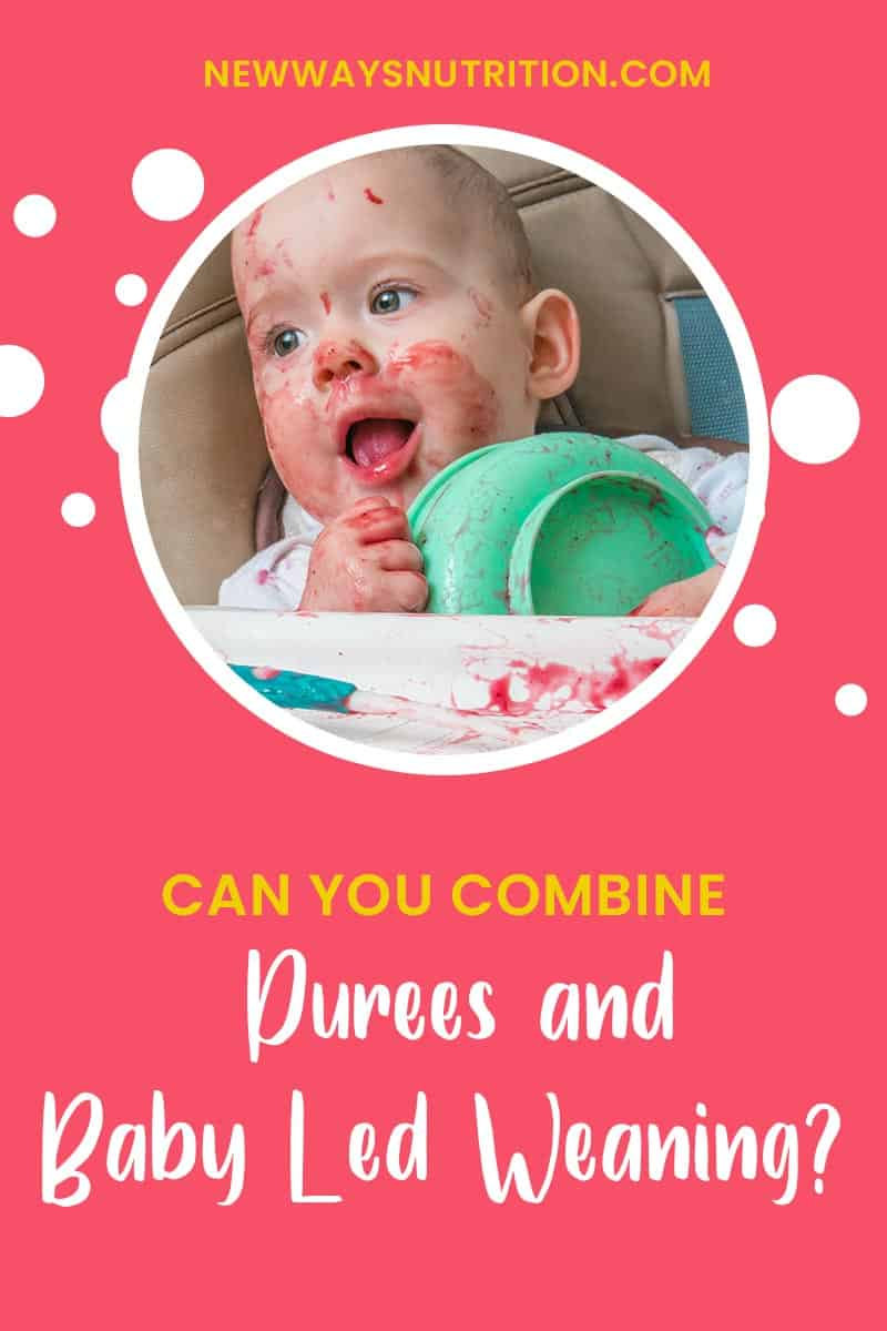 Combine Baby Pictures : combine, pictures, Combine, Purees, Weaning?, Nutrition