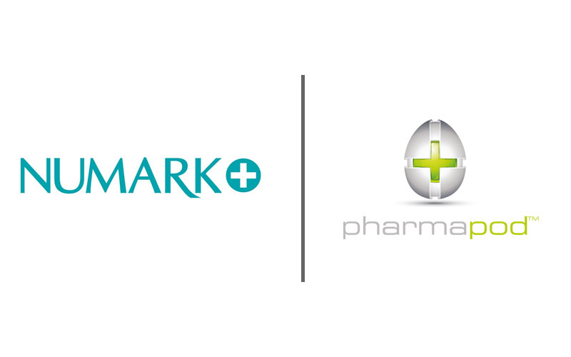 Exciting New Partnership between Pharmapod and Numark