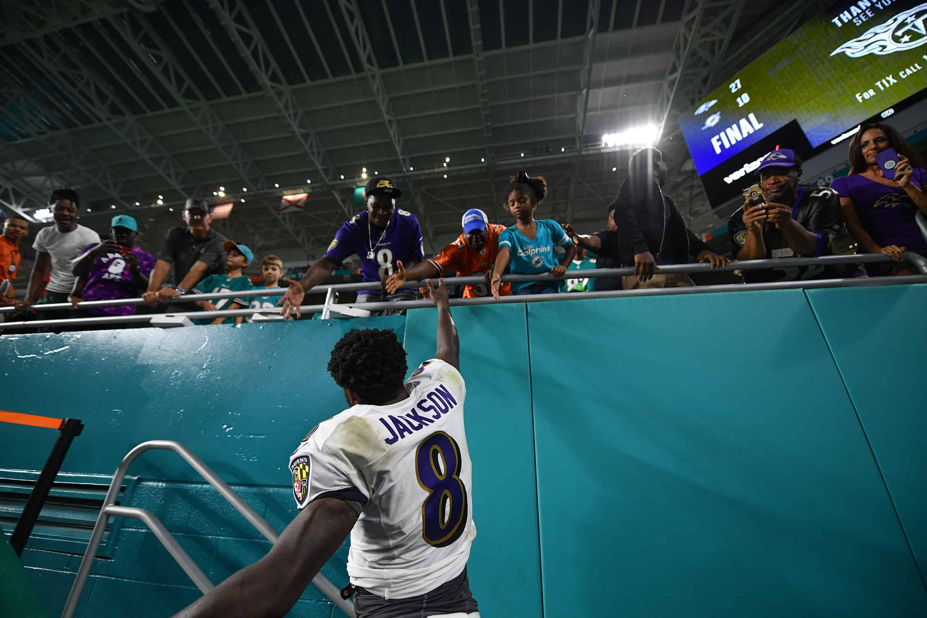 Ravens Vs Dolphins Fantasy Football Worksheet Week 1