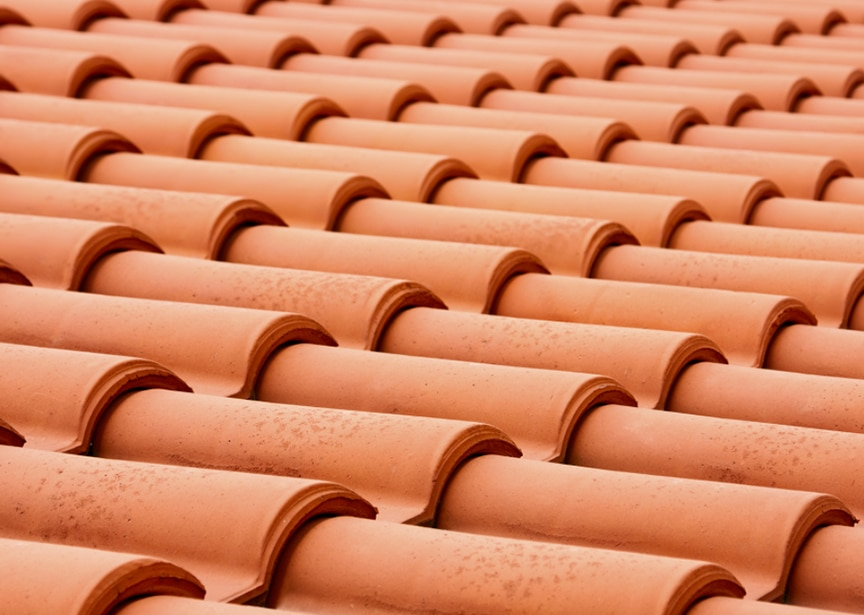 metal roofing vs spanish clay tile