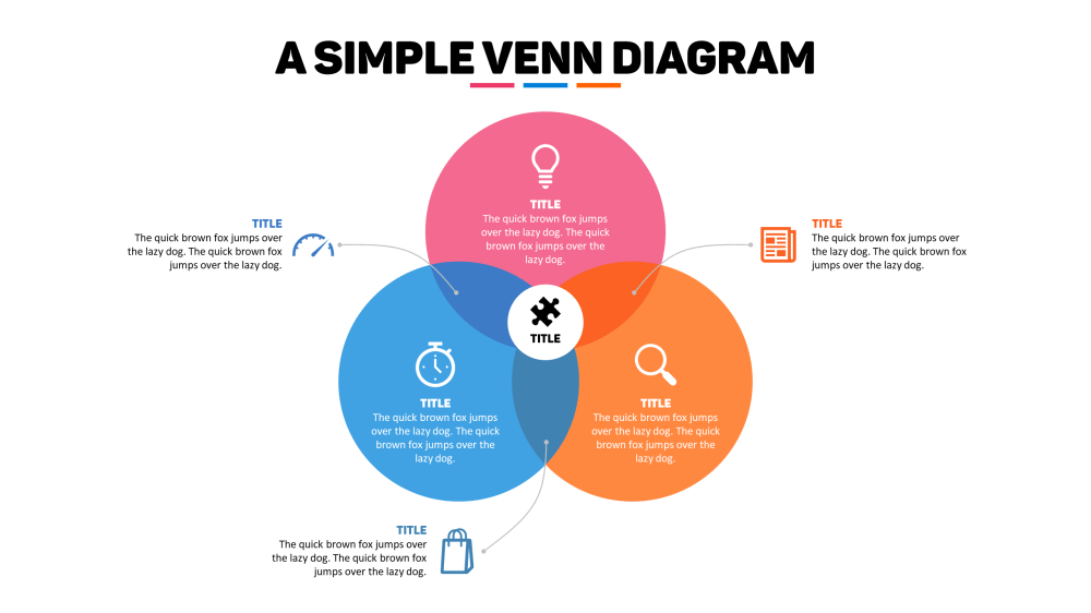 medium resolution of here u0027s how to make a stunning venn diagram in powerpointthanks to powerpoint u0027s