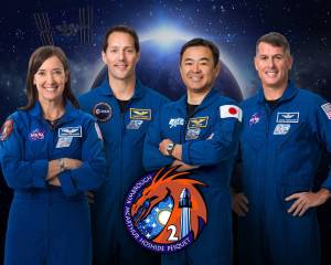 The next Crew Dragon launch is scheduled for April 22 – Spaceflight Now