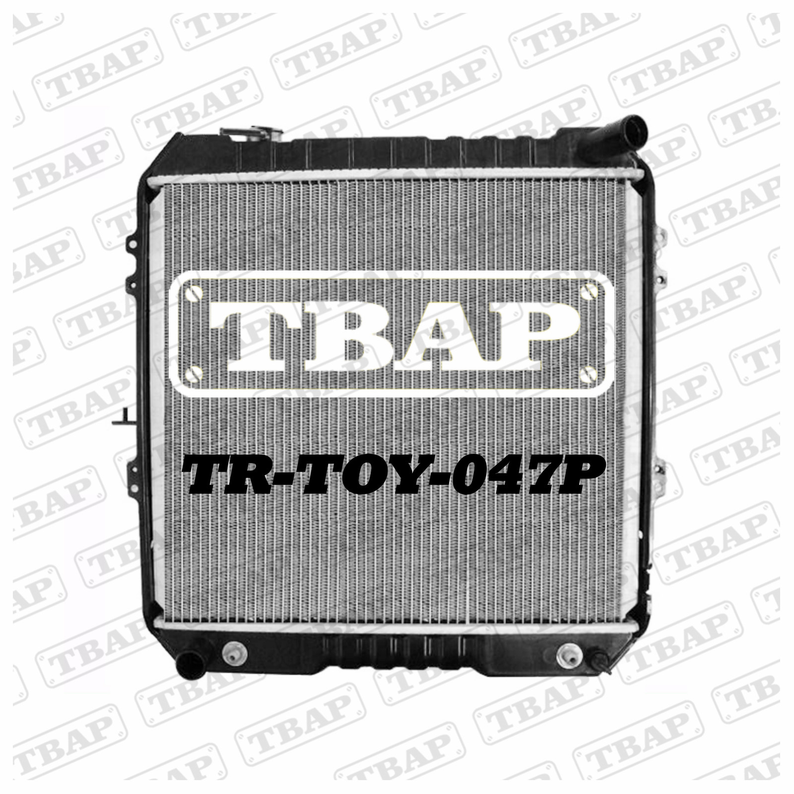 Radiator FOR Toyota Hilux RN80 4 Runner Surf VZN130R 3.0L