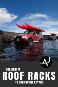 Top 9 Best Kayak Roof Racks of 2018  The Adventure Junkies