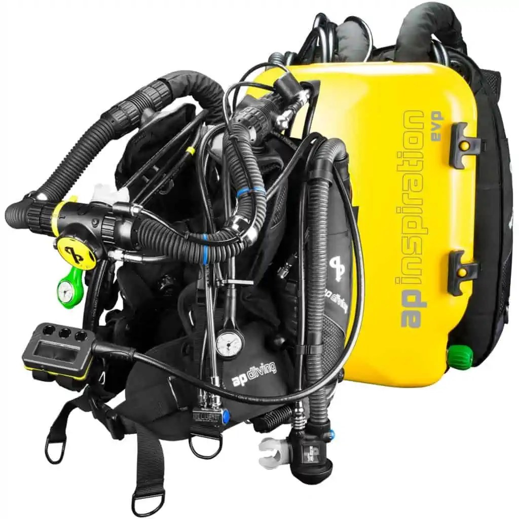 Top 7 Rebreathers For Scuba Diving Of The Adventure