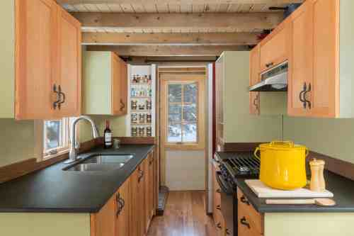 small resolution of tiny house kitchen