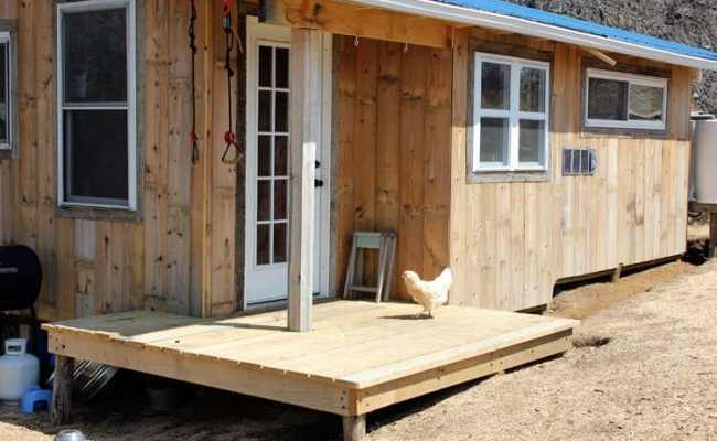 Want To Build Your Tiny House On A Foundation 13