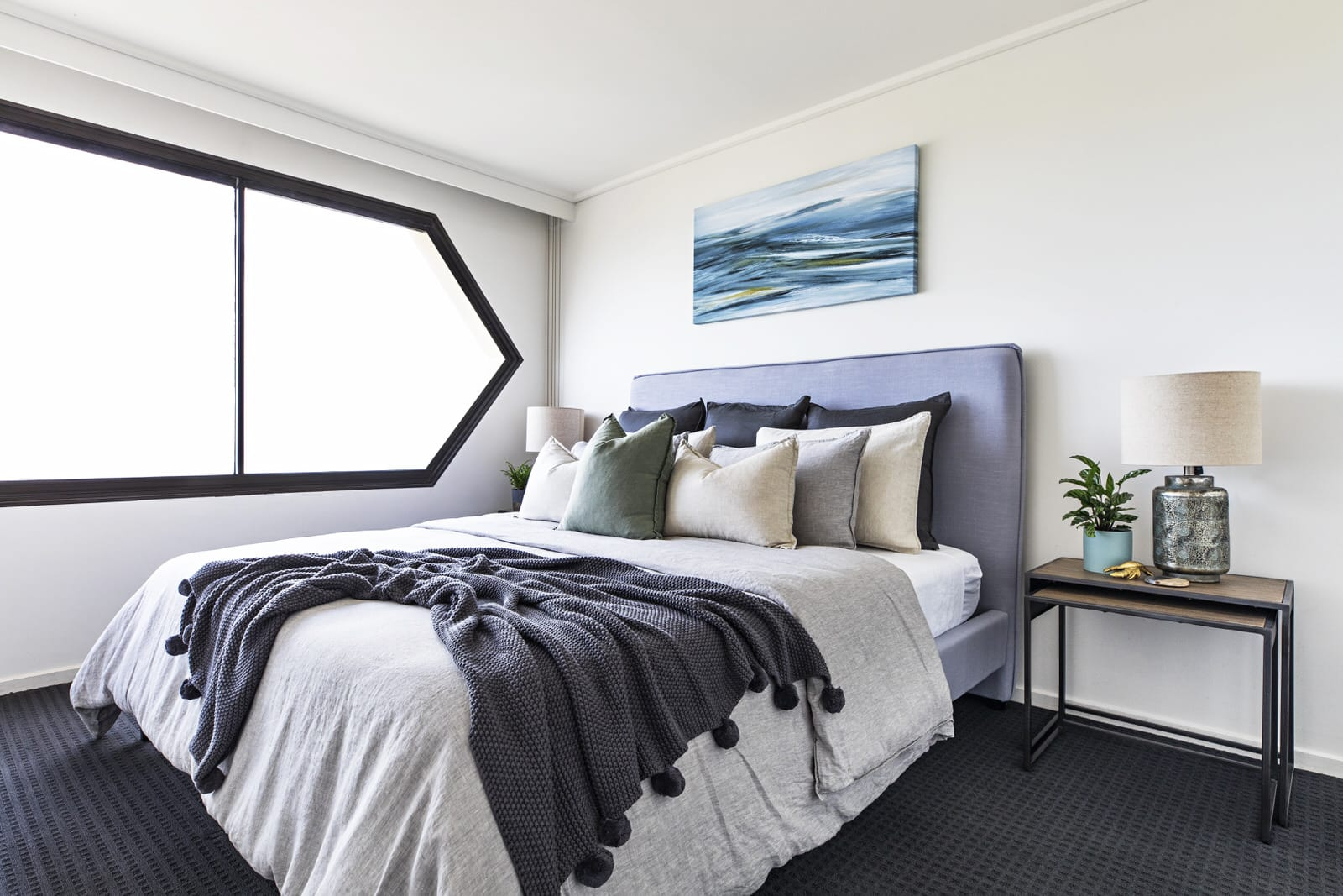 How To Style A Bedroom On A Budget Tlc Interiors