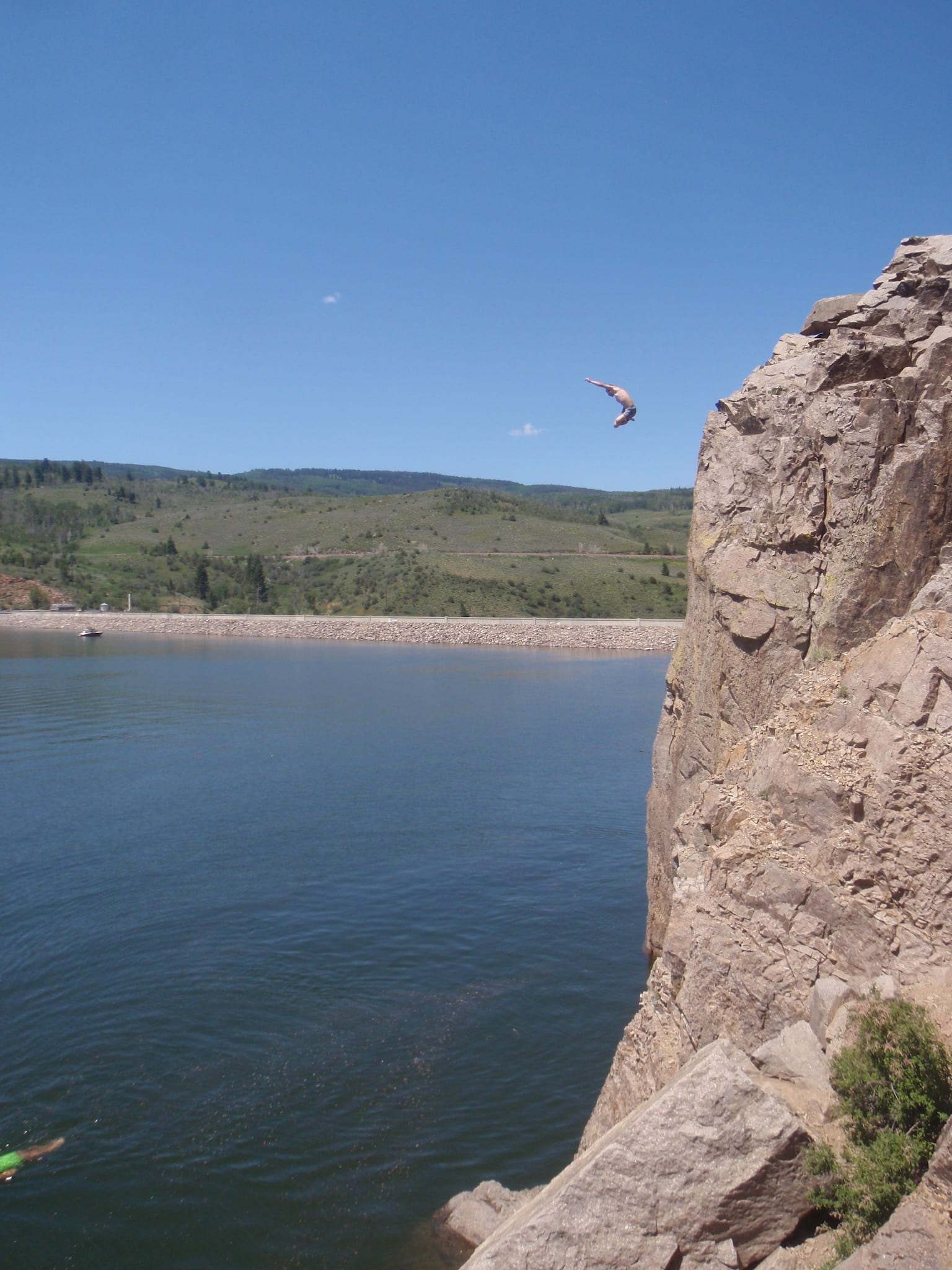 Green Mountain Reservoir Cliff Jumping : green, mountain, reservoir, cliff, jumping, Green, Mountain, Reservoir, Heeney,, Boating,, Camping,, Fishing, Hiking