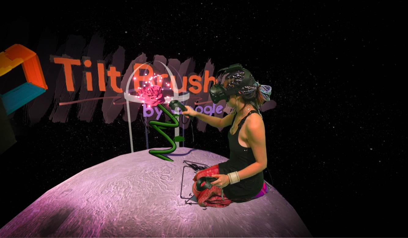 Upload Event: Intro To VR Painting In San Francisco