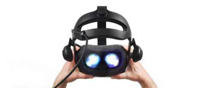 Valve Index Lenses Headset