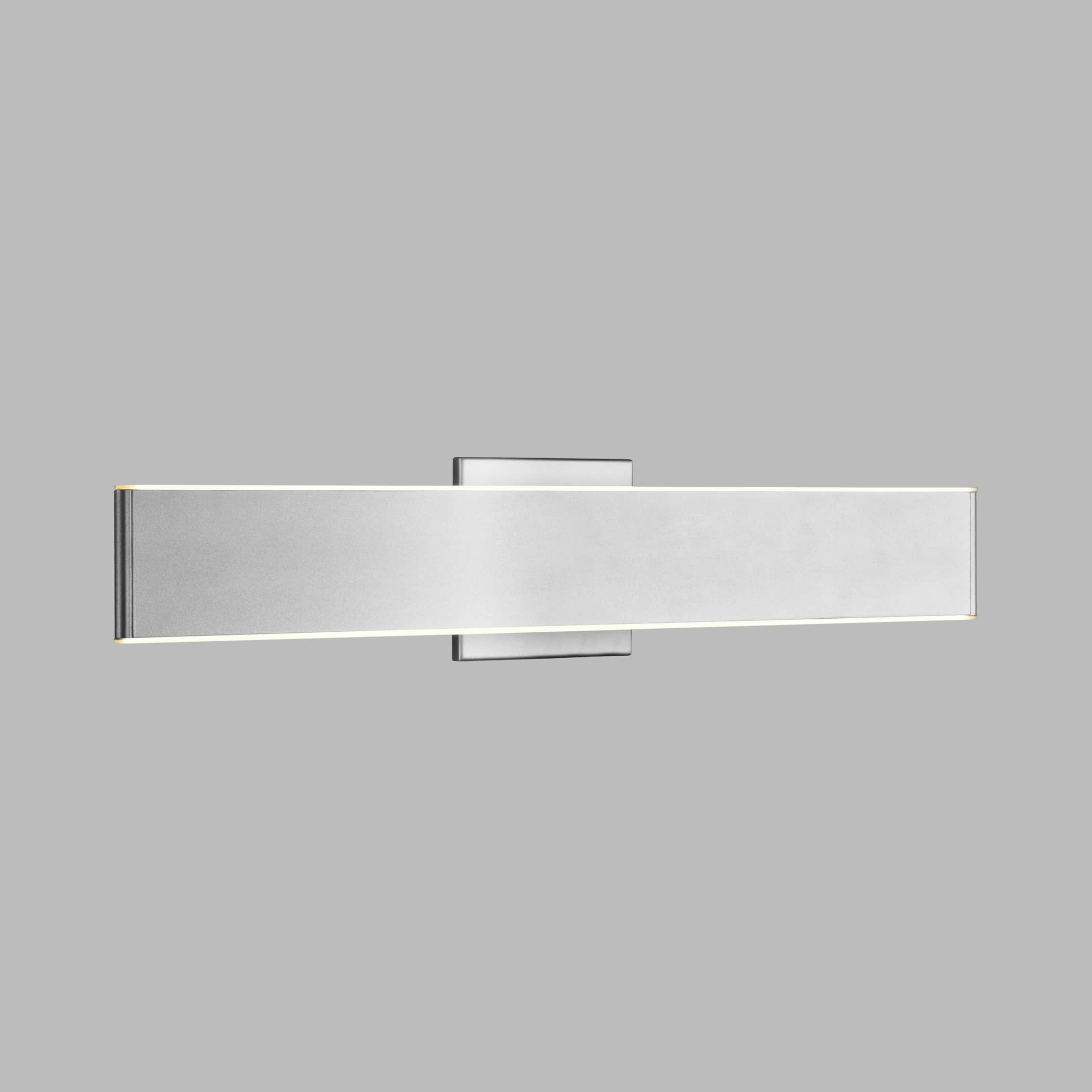 Bathroom Light Fixtures Wezen Vmw16810al 24 Integrated Led Ada Compliant Bathroom