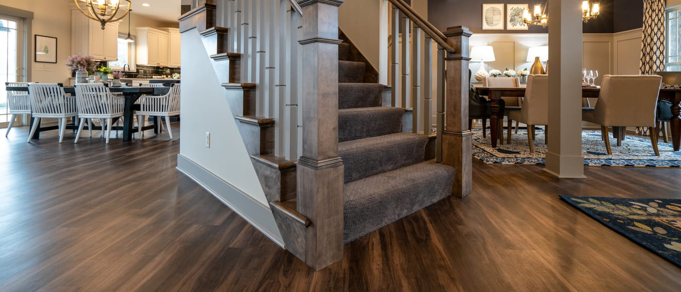 So Much To Love About Luxury Vinyl Floors Wayne Homes