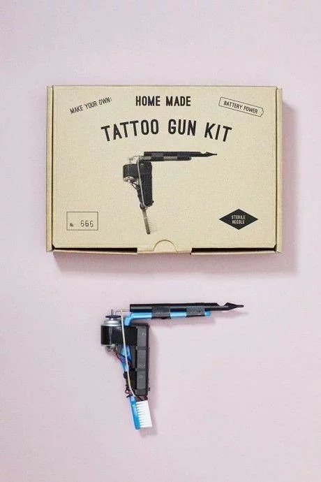 How to Make a Tattoo Machine without Motor - YouTube