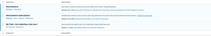 Traduction Effectuee