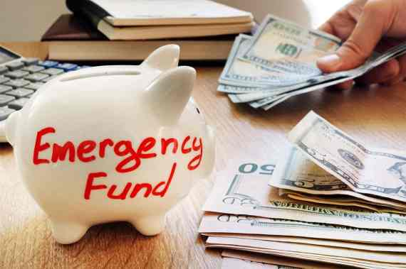 Emergency fund for Financial crisis