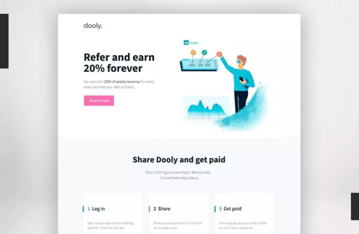 Dooly Landing Page Twin Front