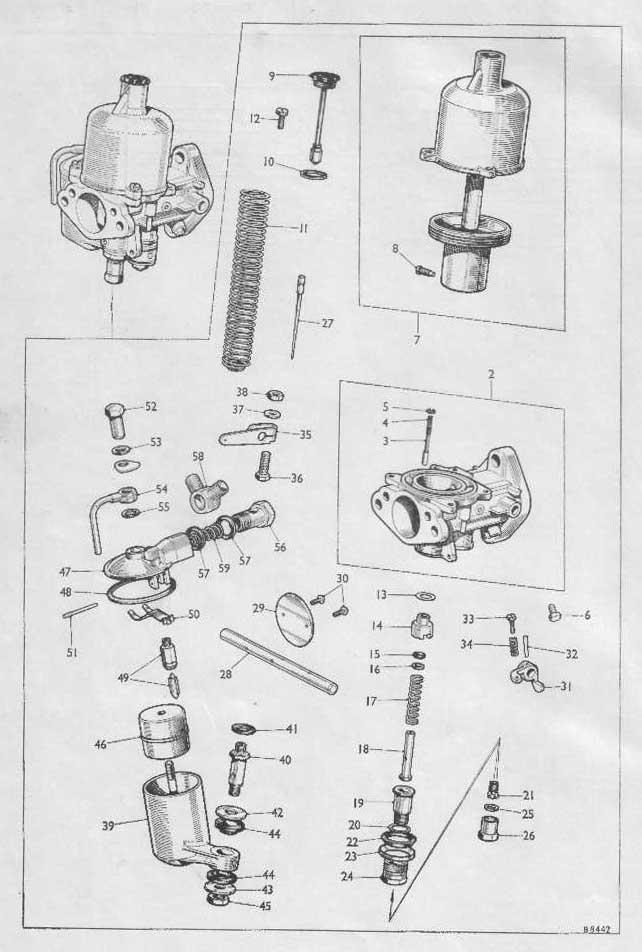 Carburetor/Vergaser