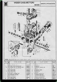 Technical (Fuel Metering)