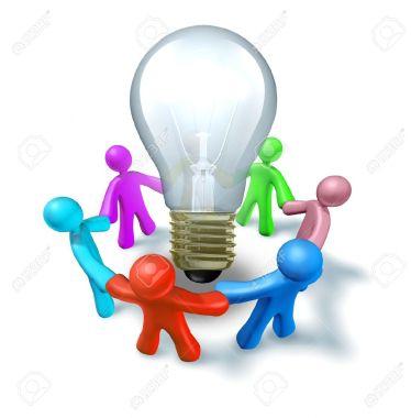 10743649-grupo-ideas-nuevas-ideas-trabajando-como-un-equipo-creativo-para-encontrar-conceptos-innovadores-e-i-foto-de-archivo