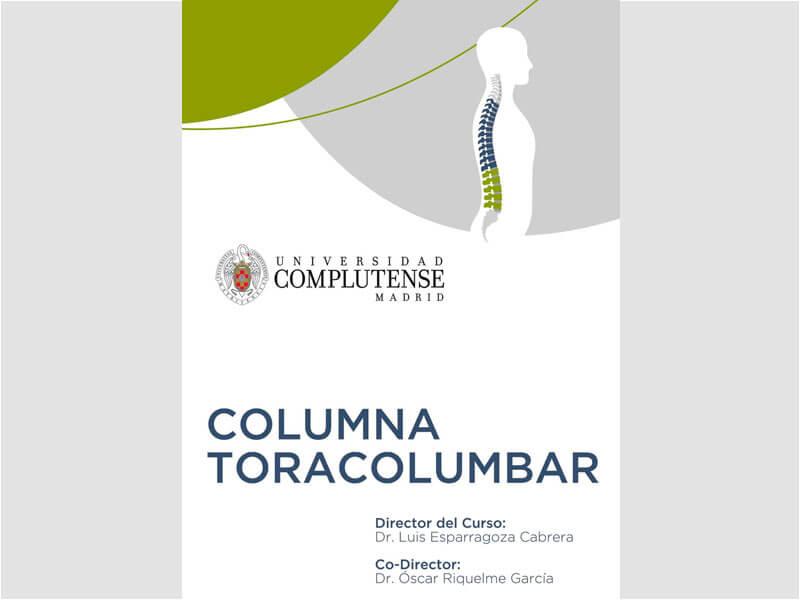 II Curso Básico de Instrumentación Vertebral en Columna Toracolumbar.