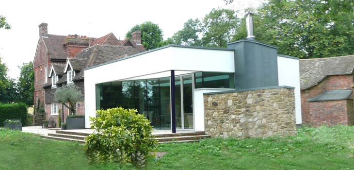 MKA Architects Sevenoaks Private Residence