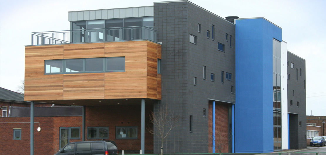 MKA Architects Chislehurst & Sidcup School