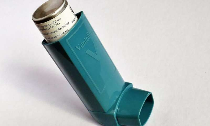 Гастроэзофагеальная рефлюксная болезнь проявляется симптомами астмы