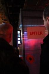 laser room stalking