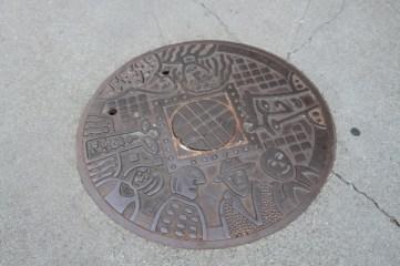 Manhole cover 2