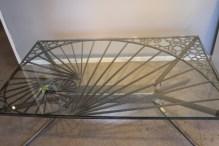 Fibonacci Golden Spiral table by Karlito Bonnevie