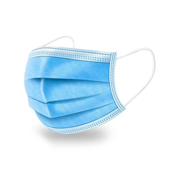3 Ply Hospital Grade Disposable Face Mask