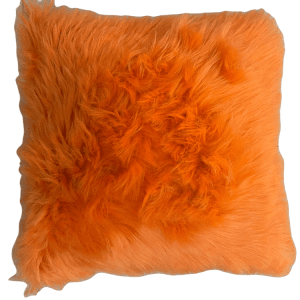 Shaggy Scatter Cushion 6
