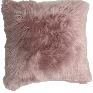 Shaggy Scatter Cushion 8