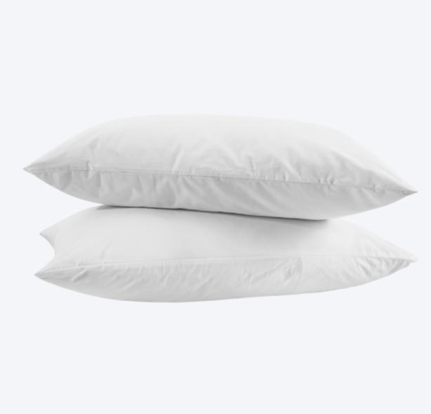 White Pillow Case