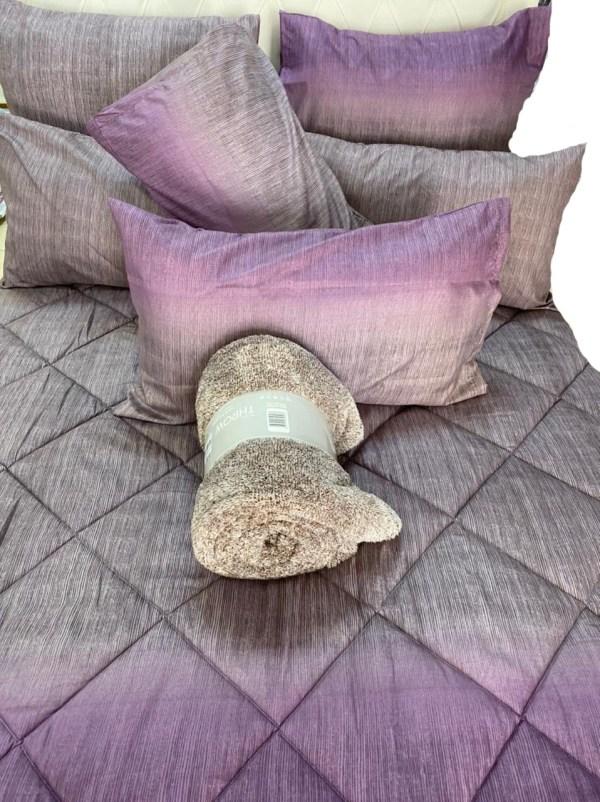 7 piece 200gsm comforter