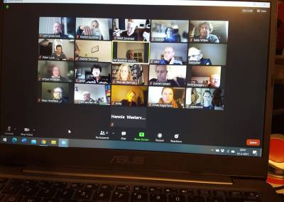 16 februari 2021 Online bijpraten door de gemeente Zevenaar
