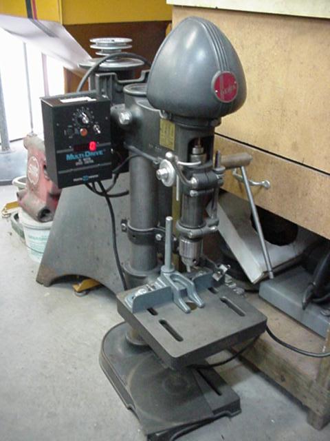 Antique Drill Press For Sale
