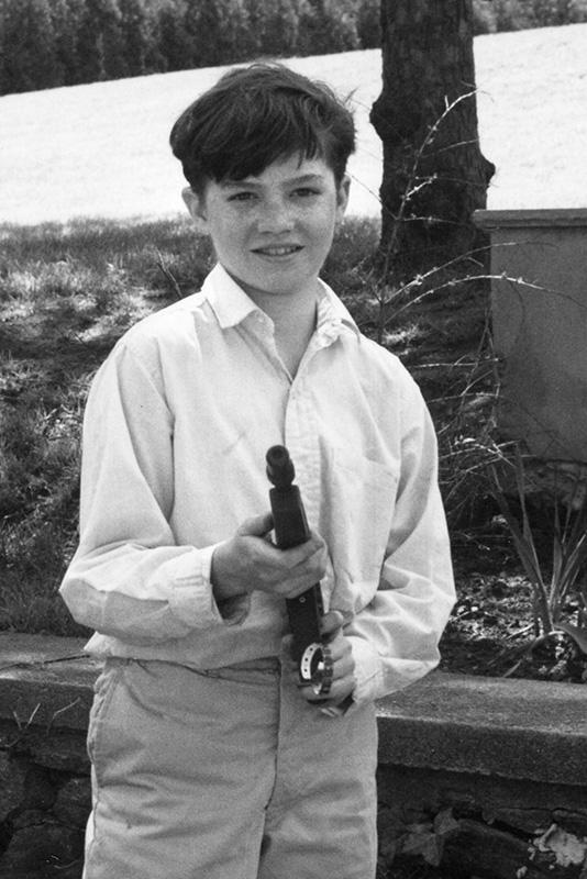 Jimmy at 12